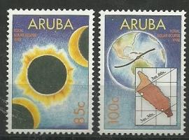 Aruba 209/210 Postfris