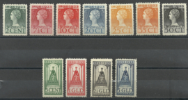 Nvph 121/131 Jubileum 1923 Postfris (1)