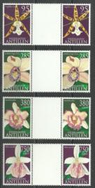 Nederlandse Antillen 1402a/1405a Flora 2002 Postfris (2)