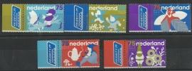 Nvph 2603/2607 Nederlandse Kabouters Postfris