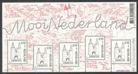 Nvph 3656 Mooi Nederland Stadspoorten: Zierikzee Postfris