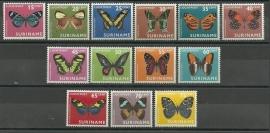 Suriname LP47/LP59 Postfris