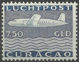 Luchtpost 85 7½  Gld Vliegtuig Postfris (1)