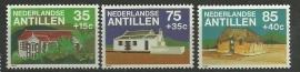 Nederlandse Antillen 731/733 Postfris