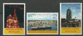 Nederlandse Antillen 355/357 Postfris
