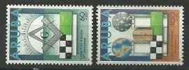 Aruba 180/181 Postfris