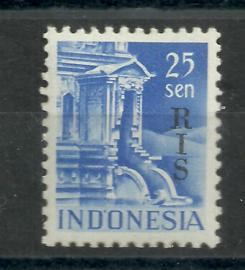 Indonesië RIS  13 P1 Postfris