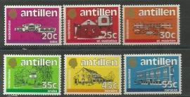 Nederlandse Antillen 758/763 Postfris