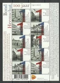 Nvph V2850/2855 Bond Heemschut Postfris