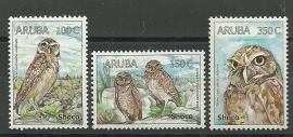 Aruba 400/402 Uilen Postfris