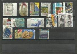 Complete Jaargang 1990 Postfris (Met blokken en boekjes)