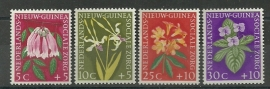Nieuw Guinea 57/60 Sociale Zorg Postfris