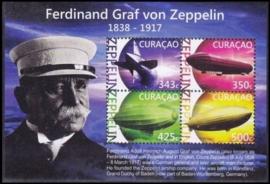 Curaçao Status Aparte 277 Ferdinand Graf von Zeppelin 2015 Postfris