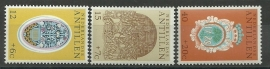 Nederlandse Antillen 503/505 Postfris