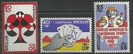 Nederlandse Antillen 537/539 Postfris