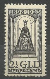 Nvph 130 2½ Gld Jubileum 1923 Ongebruikt (5)