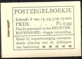 PZ 38-N 4 × 6 (Nvph 172/379/380/381) Roomkleurige Kaft ( 5)