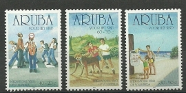 Aruba 275/277 Postfris