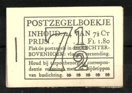 PZ 51-N 4 × 6 (Nvph 381) Roomkleurige Kaft ( 3)