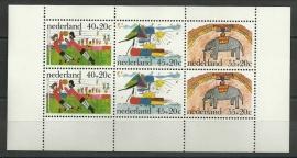 Nvph 1107 Kindervel 1976 Postfris