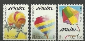 Aruba  51/53 Postfris