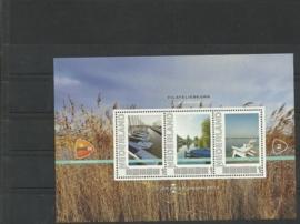 2012 (02) Persoonlijk Postzegelvel Filateliebeurs Loosdrecht Postfris