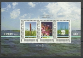 2011 (03) Persoonlijk Postzegelvel Filateliebeurs Loosdrecht Postfris