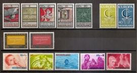 Complete Jaargang 1966 Postfris