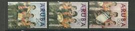 Aruba  67/69 Postfris