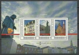 2012 (05) Persoonlijk Postzegelvel Filafair  Postfris