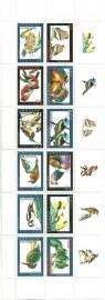 Nederlandse Antillen 1677/1688 Vogels 2006 Postfris