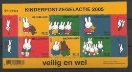 Nvph 2370 Kindervel 2005 Postfris