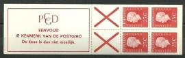 PZB  9fF Postfris