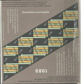 Nvph V1439 Kerstvel 1989 Postfris