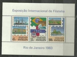Nederlandse Antillen 746 Postfris