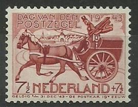 Nvph 422 Dag van de Postzegel Postfris