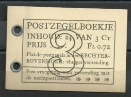 PZ 23b 4 × 6 (Nvph 175B) Roomkleurige Kaft + Certificaat (1)