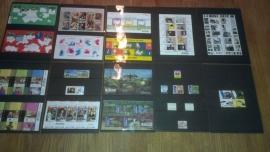 Complete Jaargang 2005 Postfris (Met blokken en boekjes)