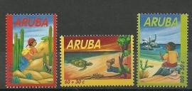 Aruba 291/293 Postfris