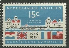 Nederlandse Antillen Jaargang 1956 Postfris