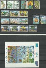 Complete Jaargang Aruba 1997 Postfris