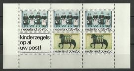 Nvph 1083 Kindervel 1975 Postfris