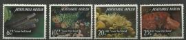 Nederlandse Antillen 364/367 Postfris
