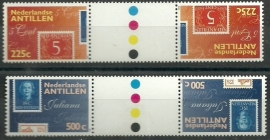 Nederlandse Antillen 1238a/1239a NVPH Show Den Haag Postfris (1)