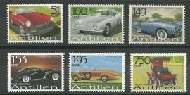 Nederlandse Antillen 1652/1657 Auto`s 2006 Postfris