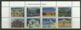 Nederlandse Antillen 1487/1494 Landhuizen Postfris