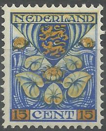 Nvph 202 15 + 3 ct  Kinderzegels 1926 Postfris