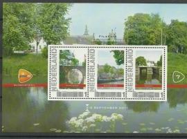 2011 (07) Persoonlijk Postzegelvel Filafair  Postfris