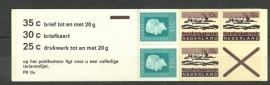 PZB 12a Postfris + Telblok