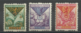 Roltanding 71/73 Kinderzegels 1925 Postfris (3)
